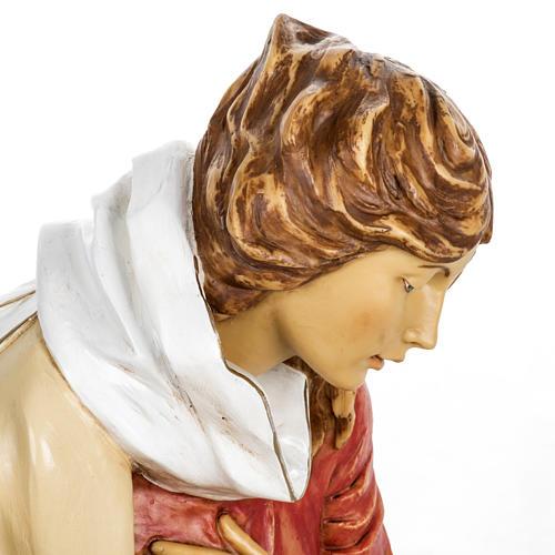 Vierge Marie crèche Fontanini 85 cm résine 2