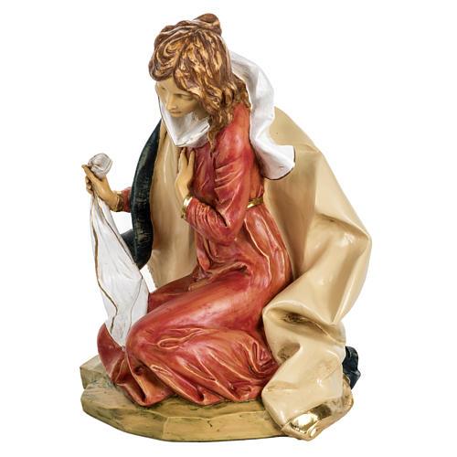 Vierge Marie crèche Fontanini 85 cm résine 4
