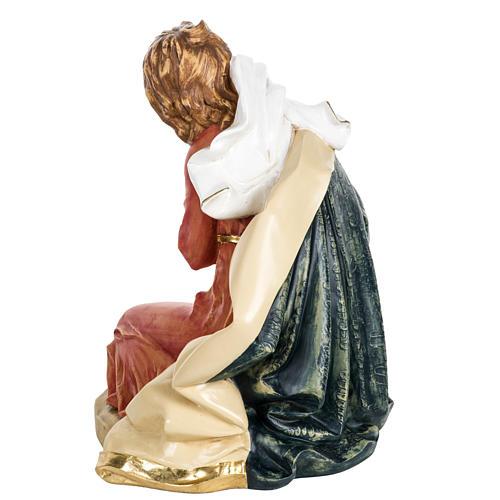 Vierge Marie crèche Fontanini 85 cm résine 5