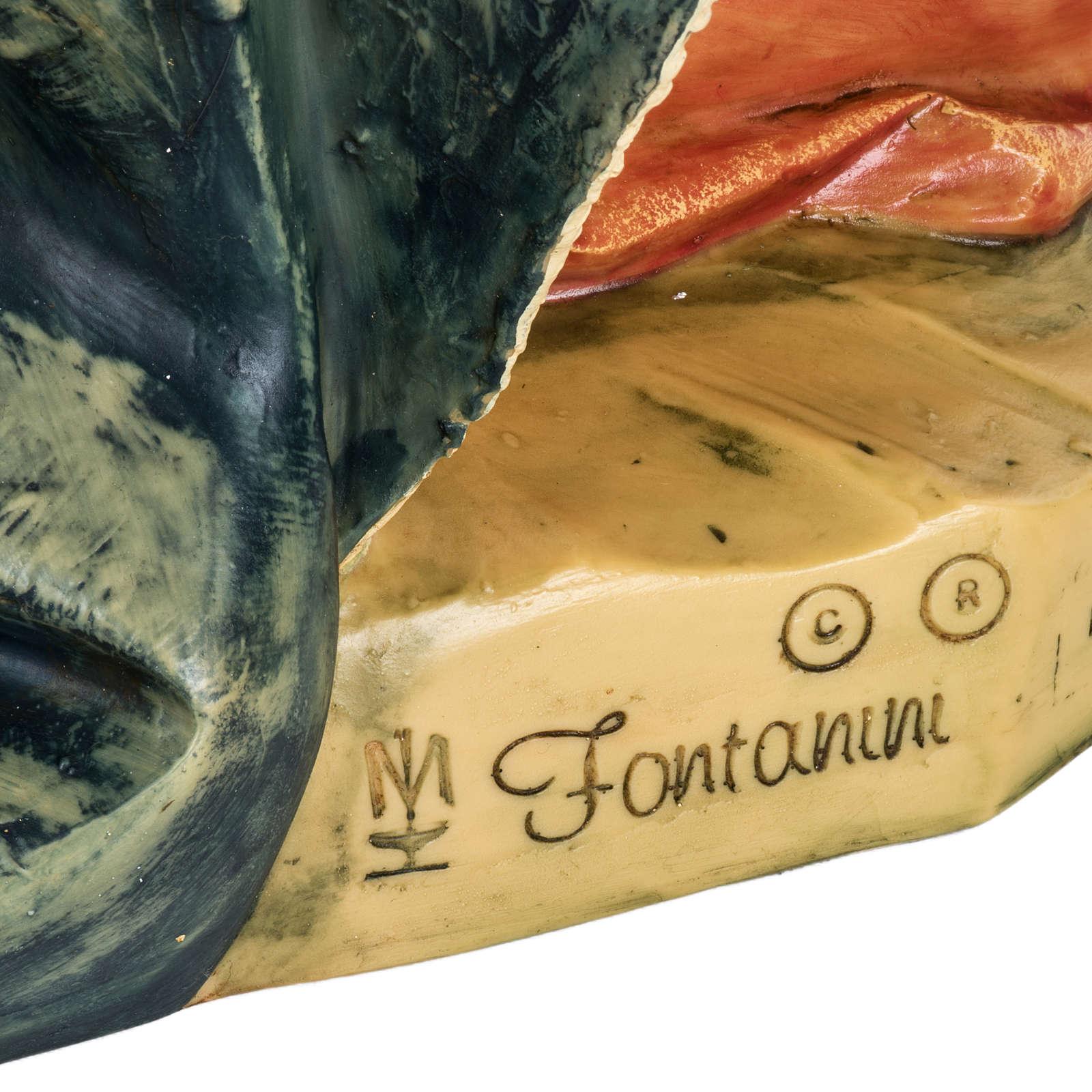 Maria presepe 85 cm resina Fontanini 4