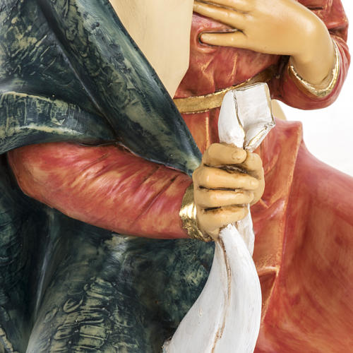 Maria presepe 85 cm resina Fontanini 3
