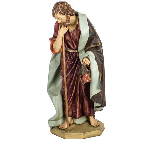 Saint Joseph crèche Fontanini 85 cm résine 1