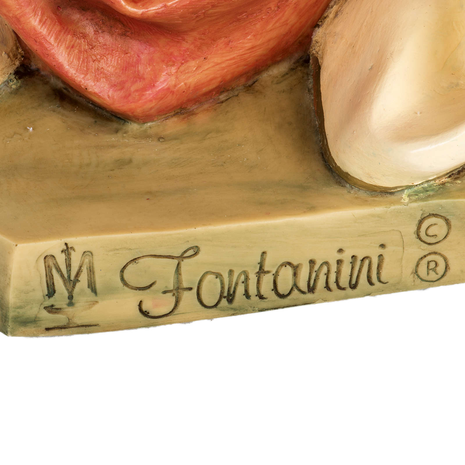 Maryja szopka 65 cm Fontanini żywica 4