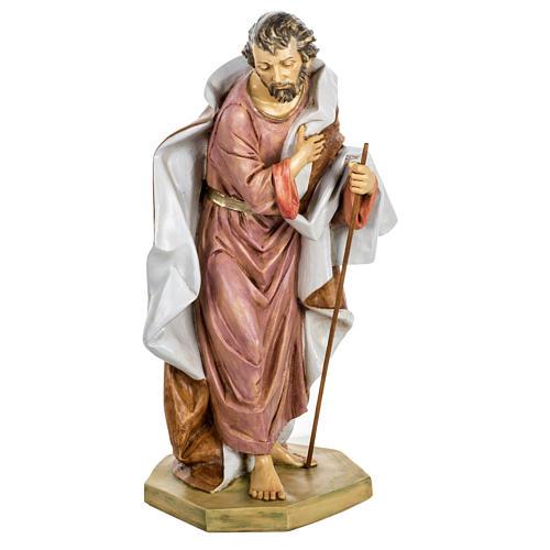 San Giuseppe presepe 65 cm Fontanini resina 1