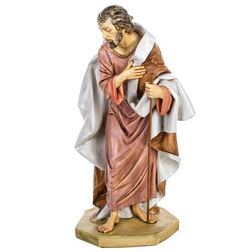 San Giuseppe presepe 65 cm Fontanini resina 2