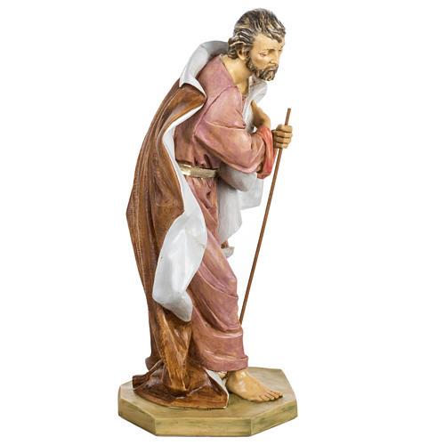San Giuseppe presepe 65 cm Fontanini resina 5