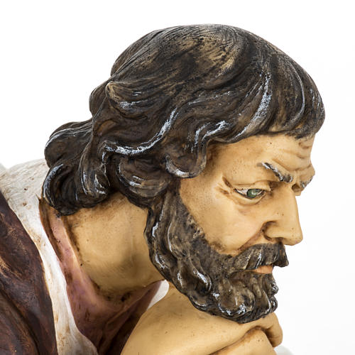 Pastor con perro 65 cm. pesebre Fontanini 3