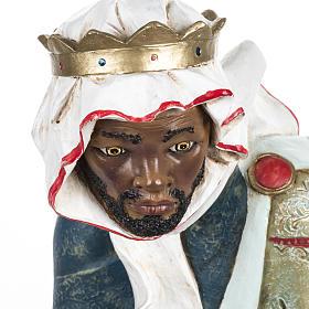Król Mędrzec śniady 65 cm Fontanini żywica s2