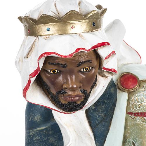 Król Mędrzec śniady 65 cm Fontanini żywica 2