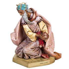 Król Mędrzec mulat 65 cm Fontanini szopka s2