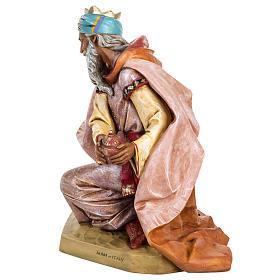 Król Mędrzec mulat 65 cm Fontanini szopka s5