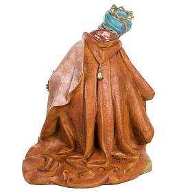 Król Mędrzec mulat 65 cm Fontanini szopka s6