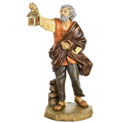 Pasterz z lampką 65 cm Fontanini 1