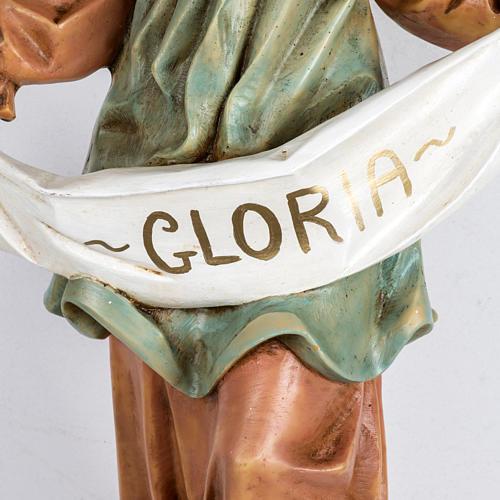 Angelo Gloria 65 cm Fontanini resina 3