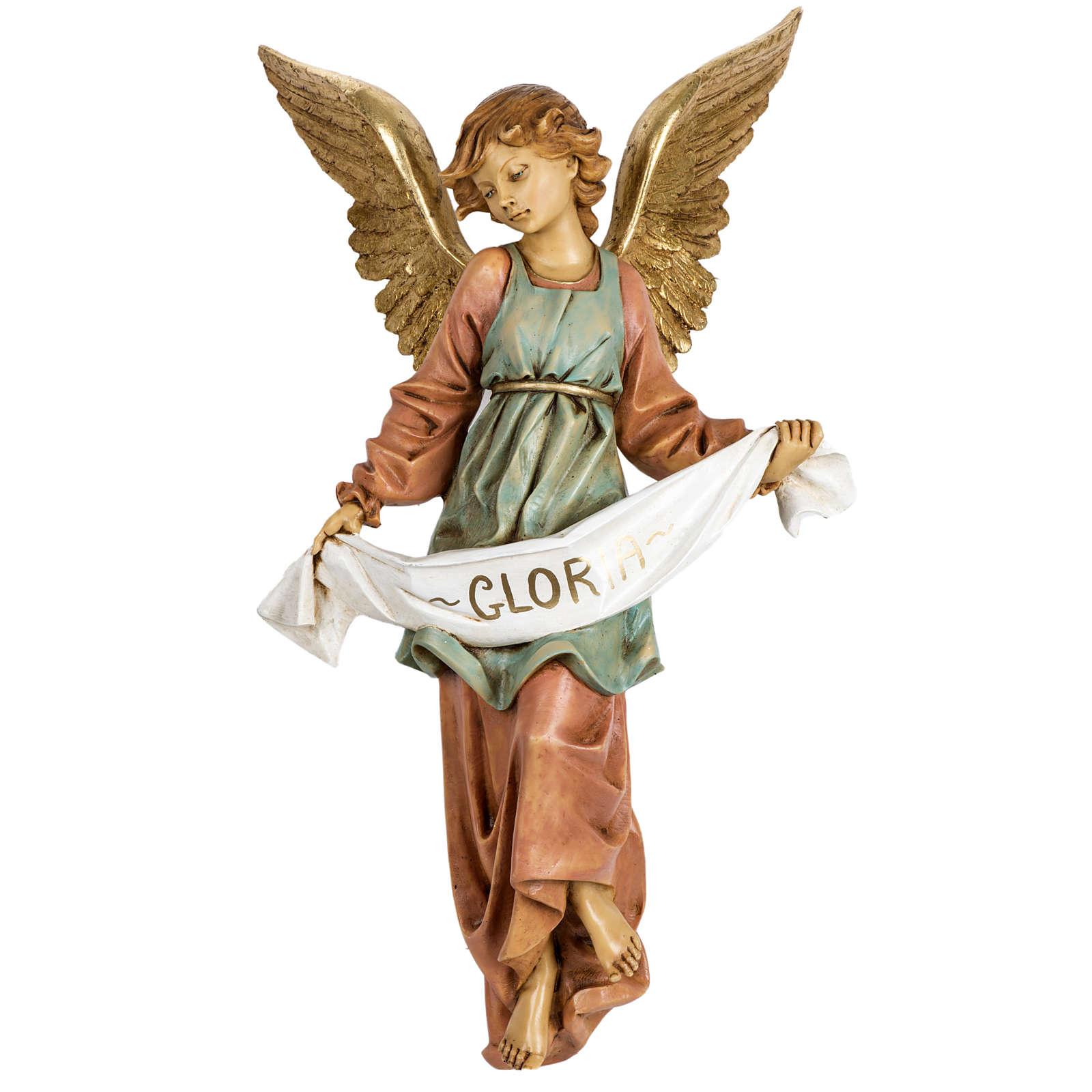 Anioł Gloria 65 cm Fontanini żywica 4
