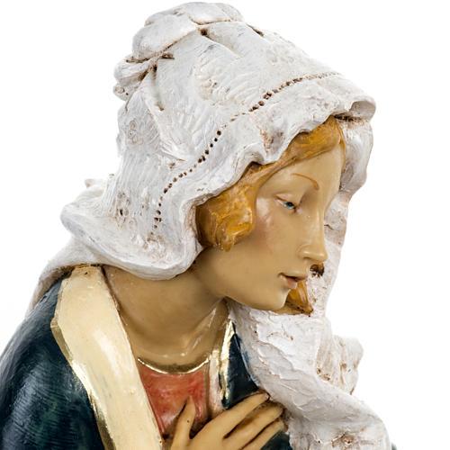 María 52 cm. resina Fontanini 6
