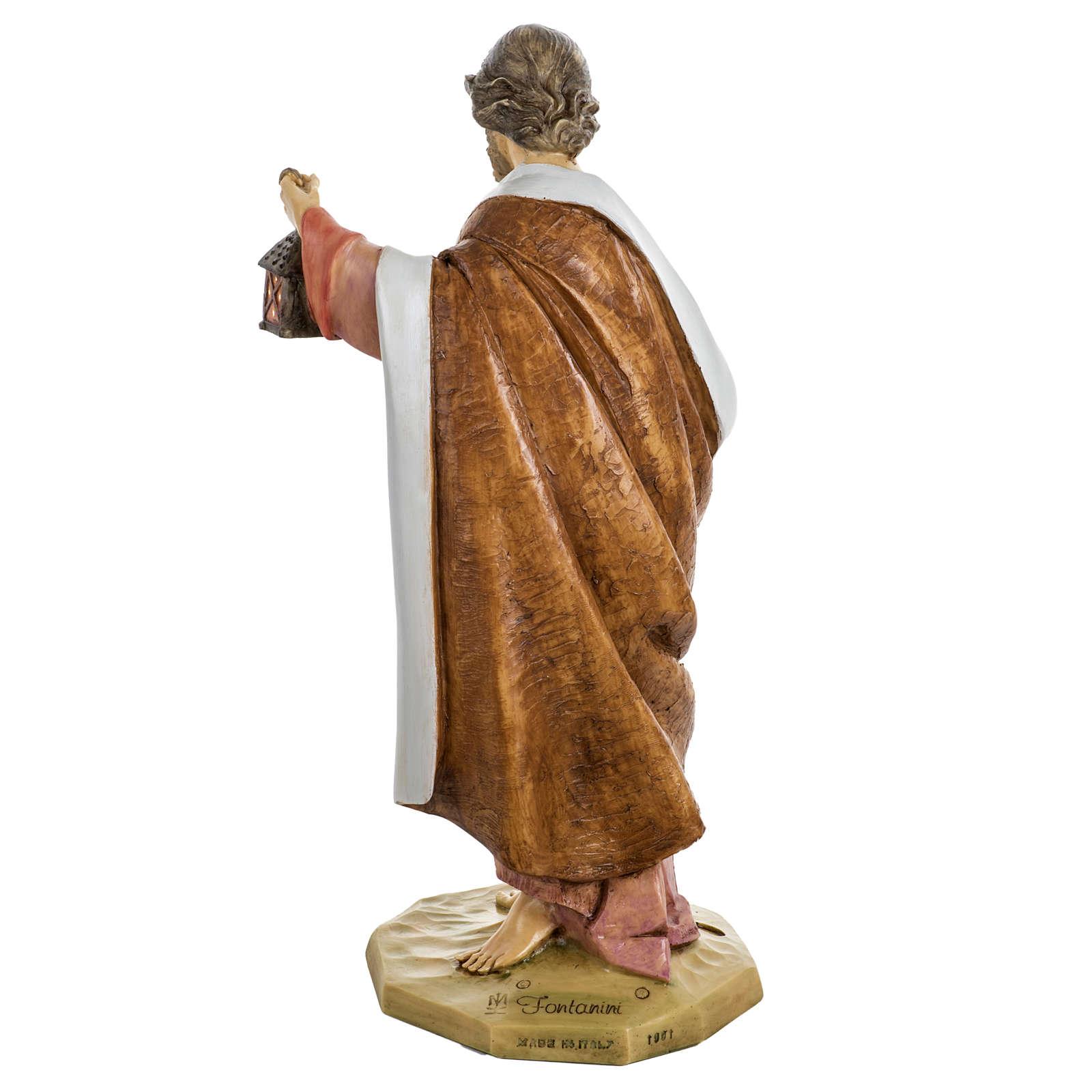 San Giuseppe 52 cm presepe Fontanini 4