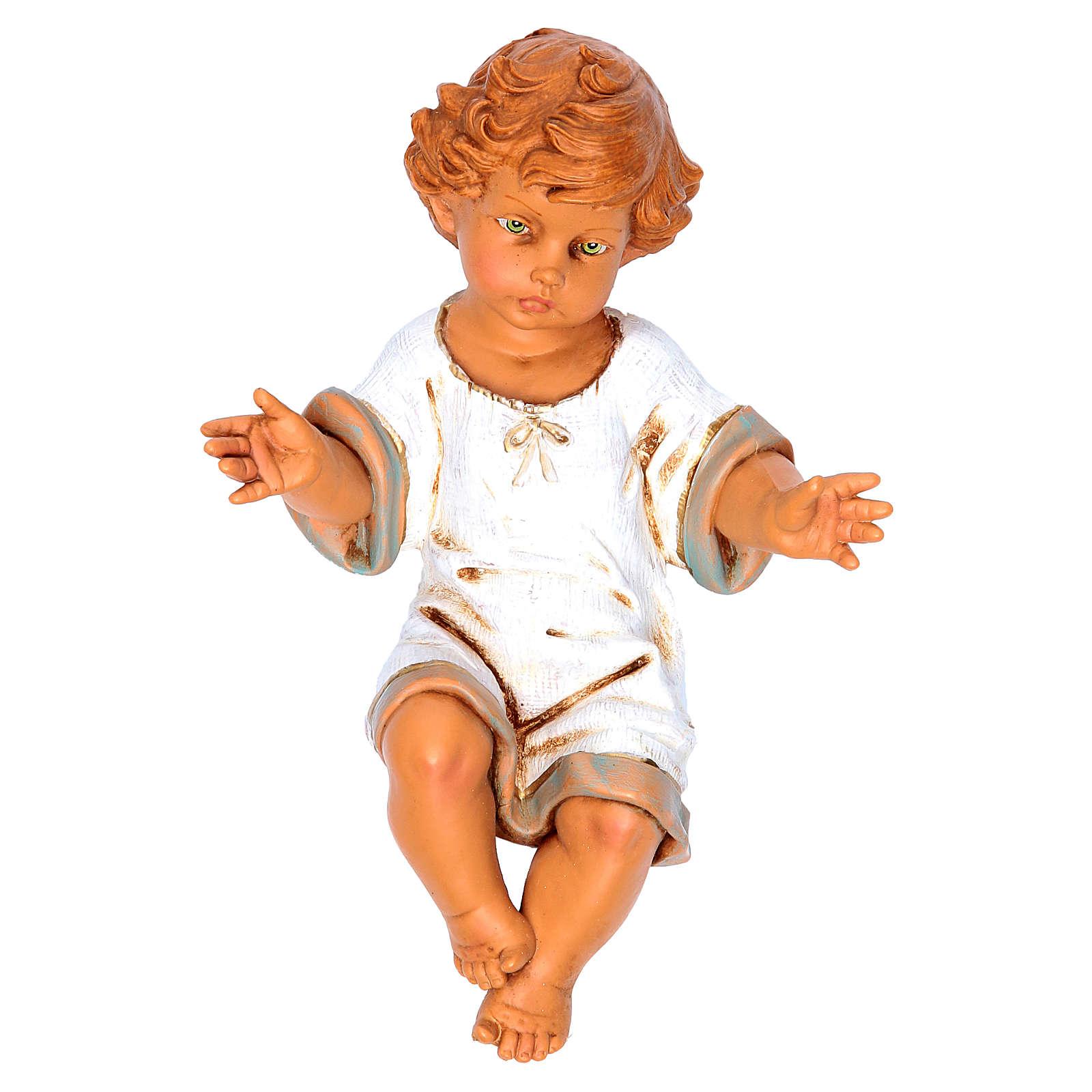Enfant Jésus crèche noel 52 cm Fontanini 3