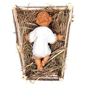 Enfant Jésus crèche noel 52 cm Fontanini s3