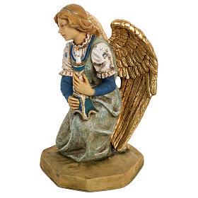 Anioł klęczący 52 cm szopka Fontanini s3