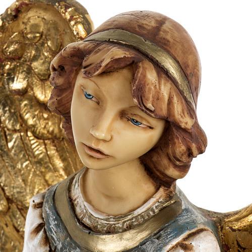Angelo in piedi 52 cm presepe Fontanini 3