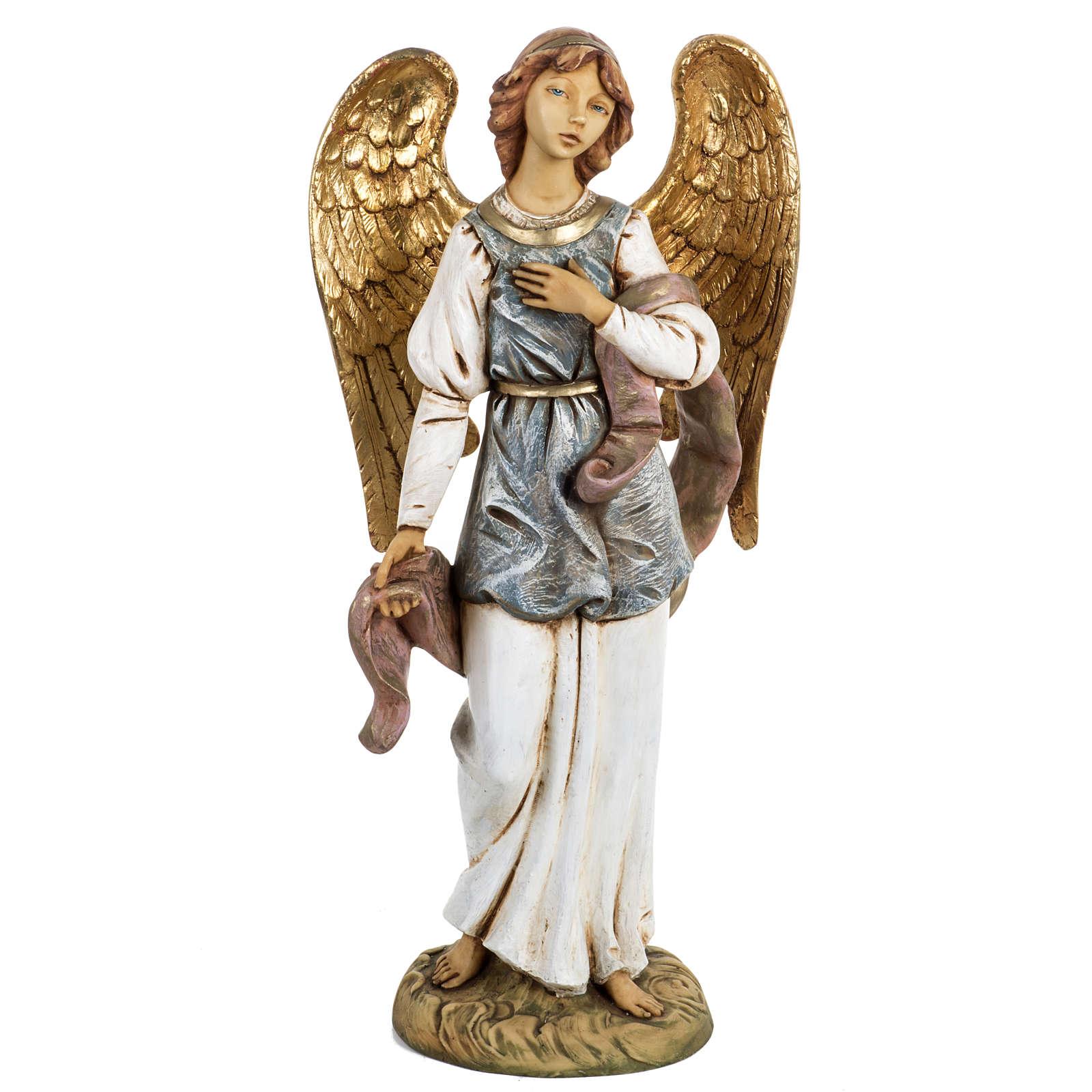 Anioł stojący 52 cm szopka Fontanini 4