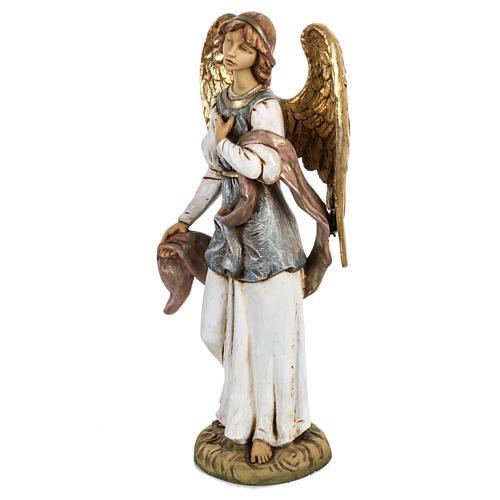 Anioł stojący 52 cm szopka Fontanini 2