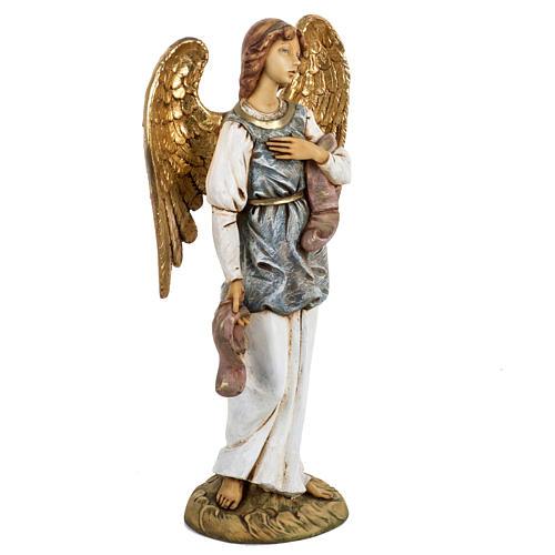 Anioł stojący 52 cm szopka Fontanini 5