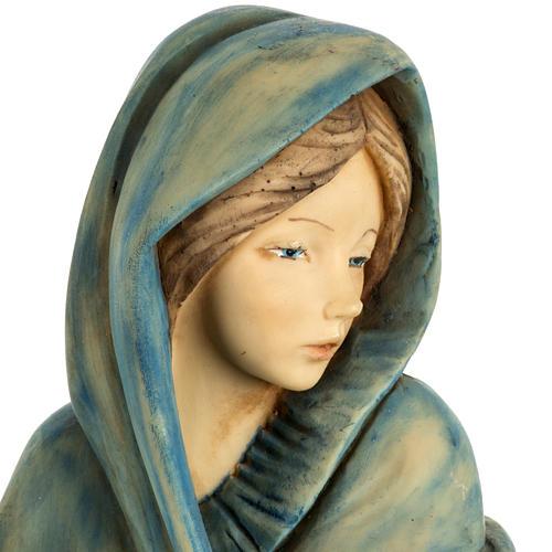 Donna con frutta 52 cm presepe Fontanini 2
