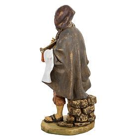 Joueur de musette crèche noel 52 cm Fontanini s6