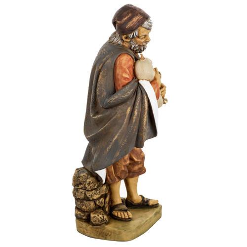Joueur de musette crèche noel 52 cm Fontanini 5