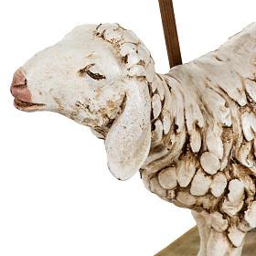 Pastore con pecora 52 cm presepe Fontanini s4