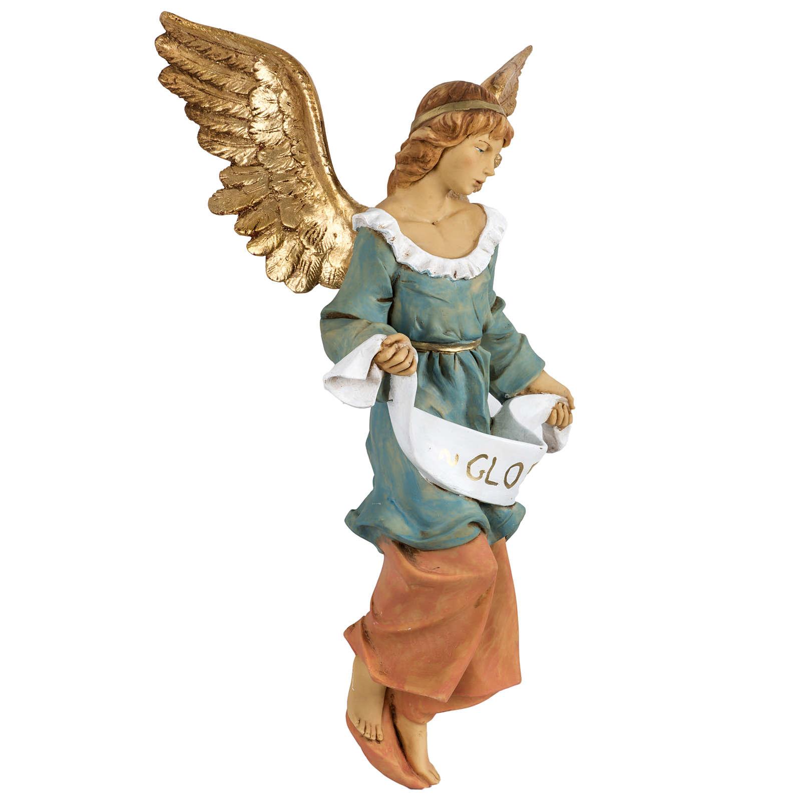 Anioł Gloria 52 cm szopka Fontanini 3