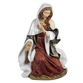 Vierge Marie crèche 180 cm résine Fontanini s1