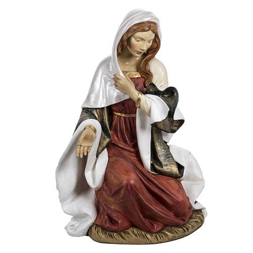Vierge Marie crèche 180 cm résine Fontanini 1