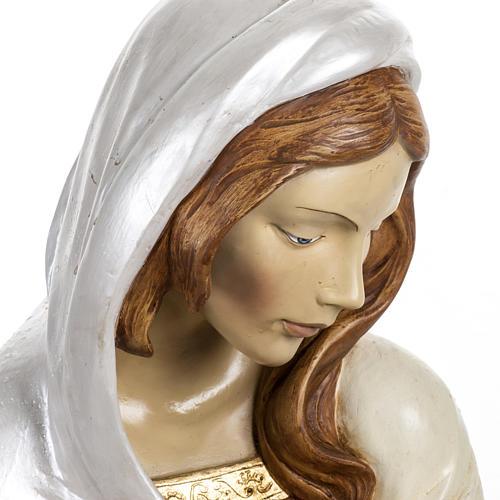 Vierge Marie crèche 180 cm résine Fontanini 2