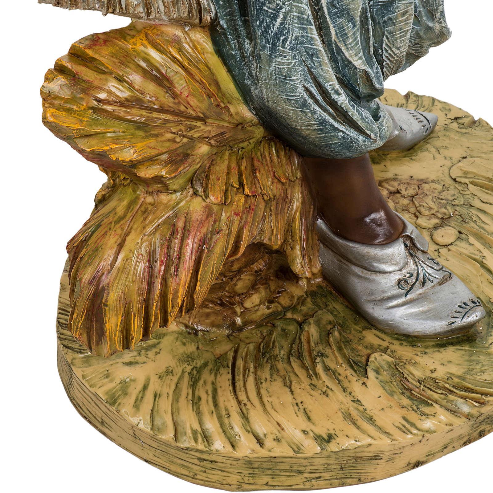Cammelliere 125 cm presepe Fontanini 3