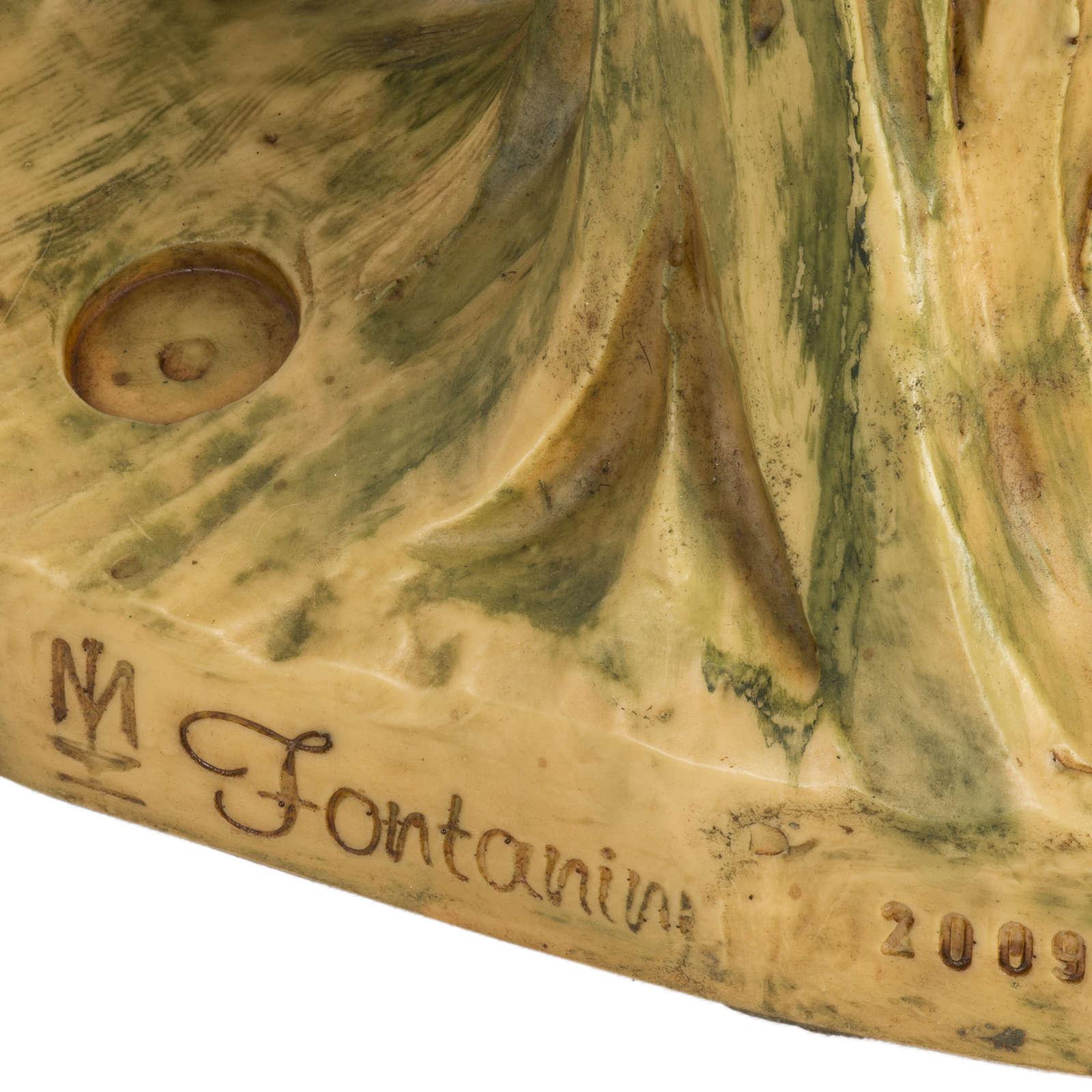 Zampognaro 85 cm presepe Fontanini 3