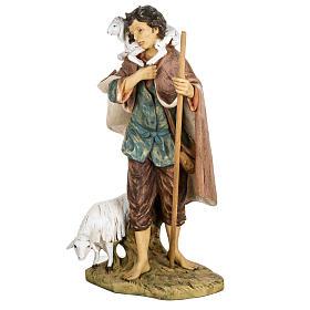 Pastore con agnello e pecora 85 cm Fontanini s3