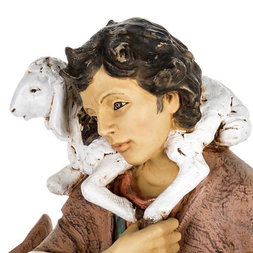 Pastore con agnello e pecora 85 cm Fontanini 4