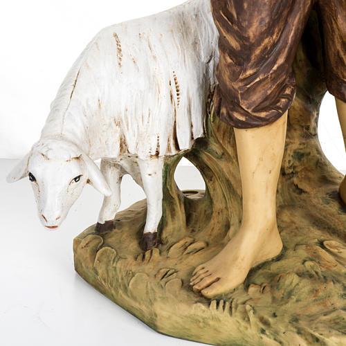 Pastore con agnello e pecora 85 cm Fontanini 5