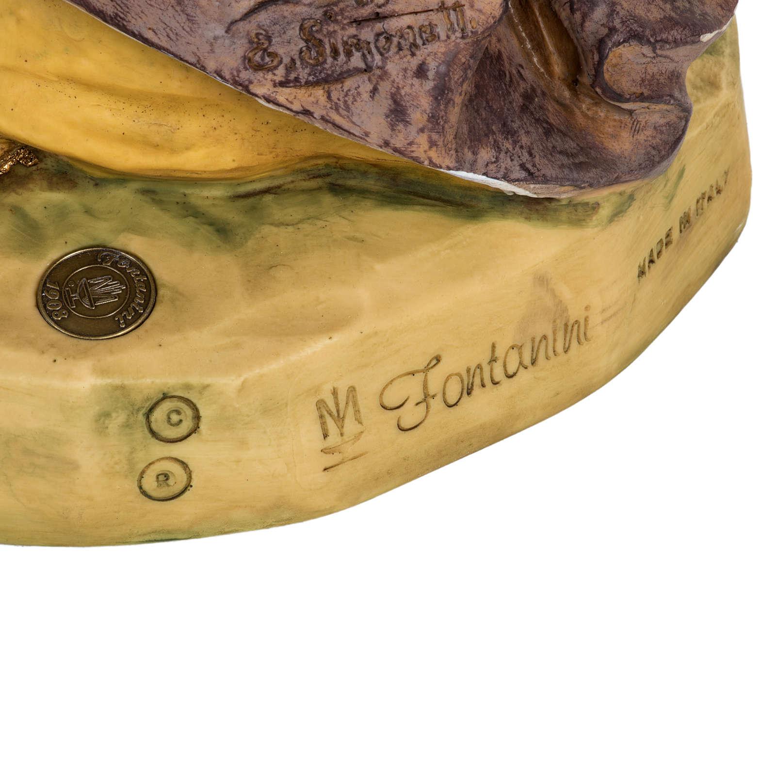 Rey Mago mulato 85 cm. resina Fontanini 3