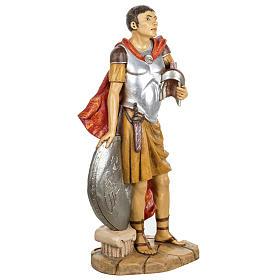 Soldato romano Fontanini presepe 65 cm resina s3