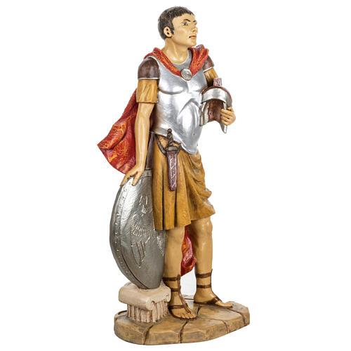 Soldato romano Fontanini presepe 65 cm resina 3