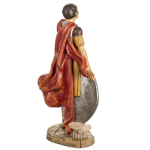 Soldato romano Fontanini presepe 65 cm resina 5