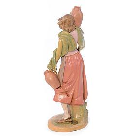 Pastora con jarra 30 cm. Fontanini s3