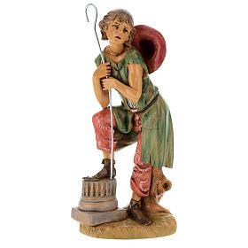 Pastore con bastone 30 cm Fontanini s1