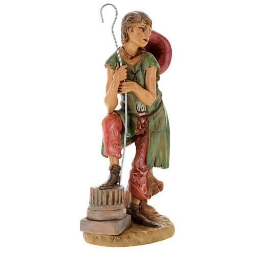 Pastore con bastone 30 cm Fontanini 5