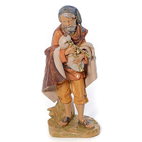 Figury do szopki: Grajek z zampogna 30 cm Fontanini