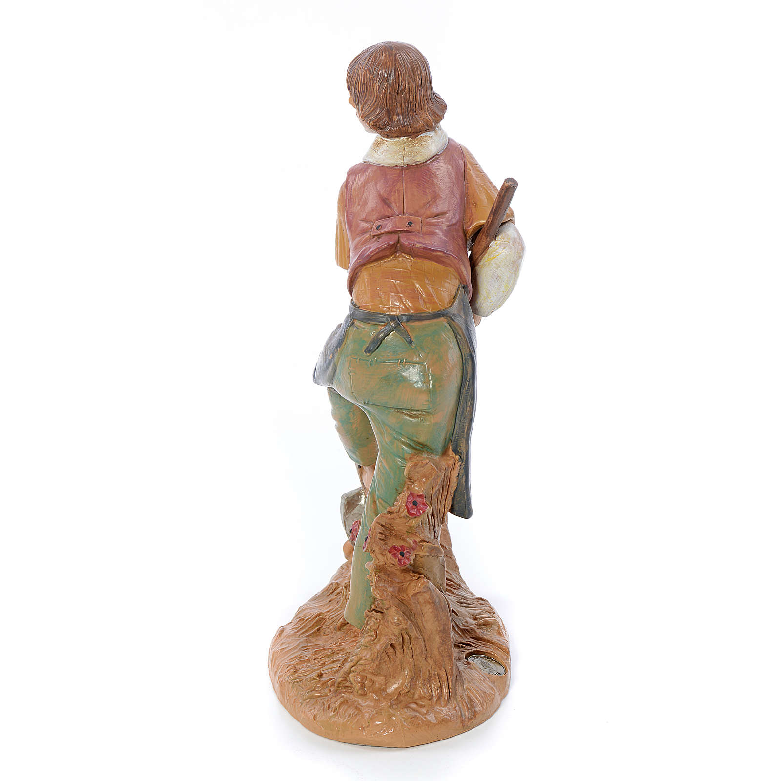 Pastore con vanga 30 cm Fontanini 3